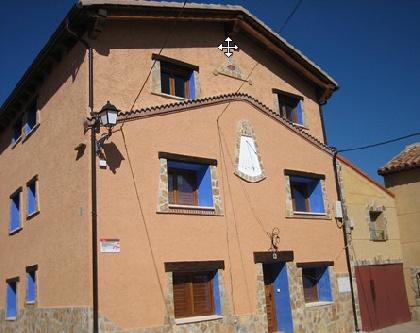 Casa del Cura Casa rural Casa del Cura