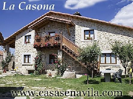 Casas rurales en Gredos Casa rural Casas rurales en Gredos