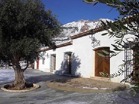 Cortijo Caubí Casa rural Cortijo Caubí