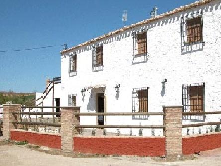 El Cortijuelo Casa rural El Cortijuelo