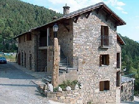 Balc n del pirineo casa rural en buesa huesca - Casas del pirineo ...
