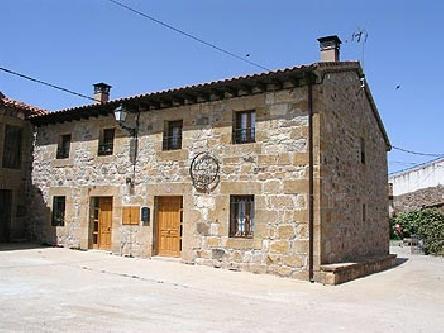 El Pico Frentes Casa rural El Pico Frentes