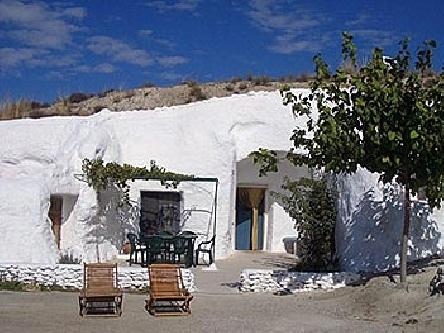 Cuevas Alcobas Casa rural Cuevas Alcobas