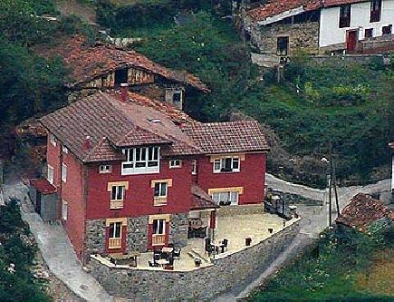 La Casona de Sames Casa rural La Casona de Sames