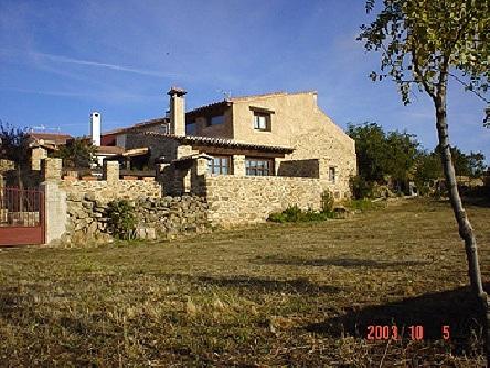 La Fragua Casa rural La Fragua