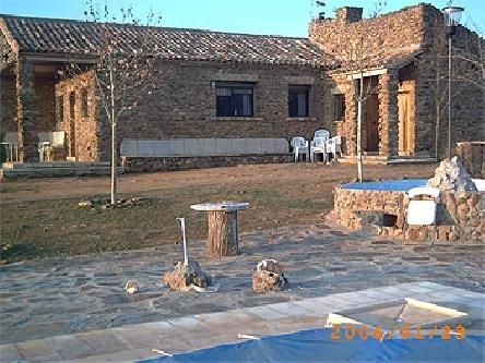 Casas del Conde Casa rural Casas del Conde