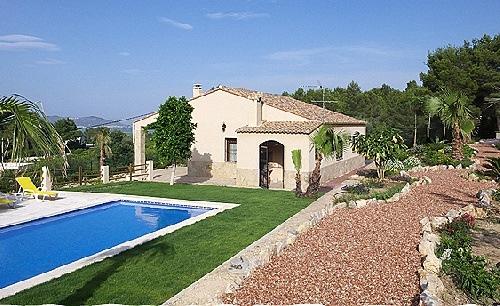 El Clavell Casa rural El Clavell