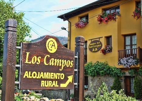 Los Campos Casa rural Los Campos
