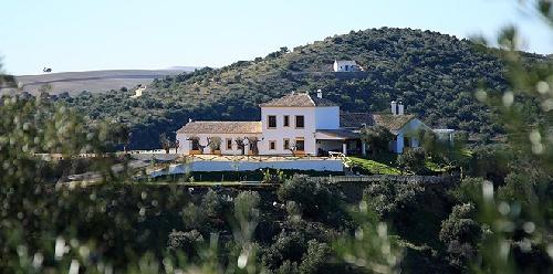 La Sombrerera Casa rural La Sombrerera