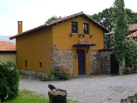 El Correntíu Casa rural El Correntíu