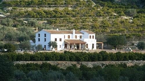 Castell de la Solana Casa rural Castell de la Solana