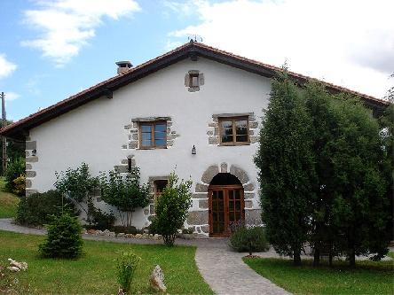 Natxiondo Casa rural Natxiondo