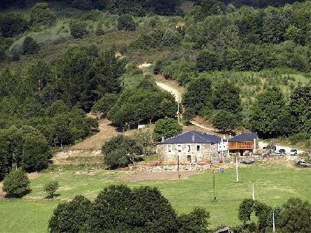 Casa da Bastida Casa rural Casa da Bastida