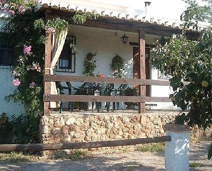 Cortijo Los Llanos Casa rural Cortijo Los Llanos