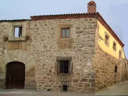 Casa del Conde Casa rural Casa del Conde