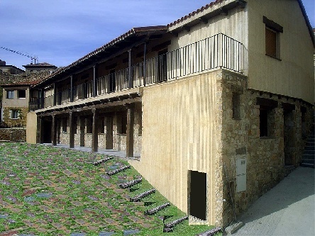 Leonor de Aquitania Casa rural Leonor de Aquitania