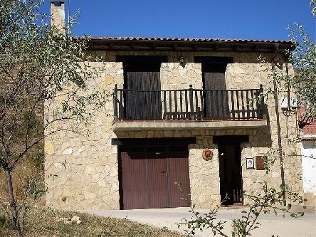 El Rincón de Pascual Casa rural El Rincón de Pascual