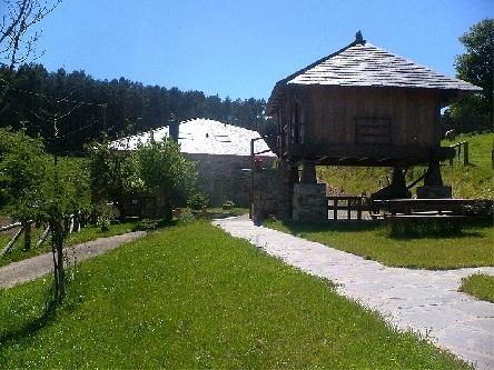 Vilarchao Casa rural Vilarchao