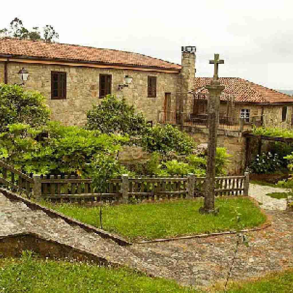 50 casas rurales en Galicia