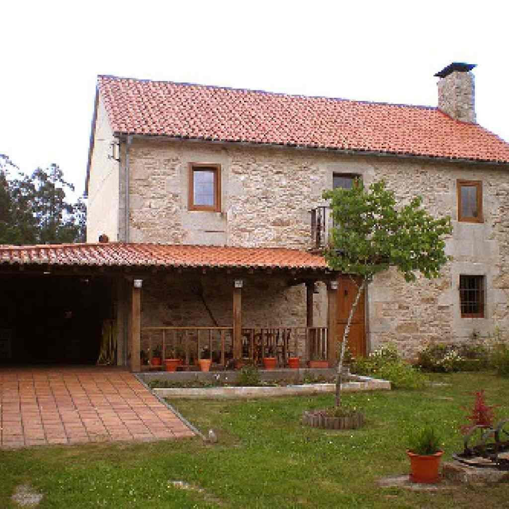 A eira moura casa rural en a estrada pontevedra - Casas rurales en galicia con encanto ...