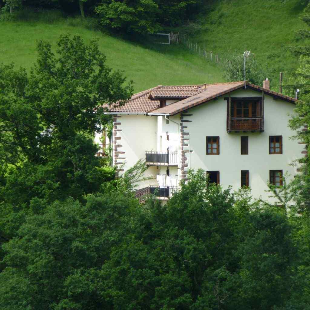 Gorostipaleko borda Casa rural Gorostipaleko borda