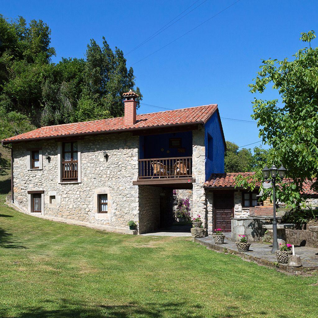 Molin de Sotu  Casa rural en Colunga  Asturias